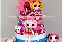 Lalaloopsy Birthday Cake / Lalaloopsy Birthday Cake decorating ideas for kids