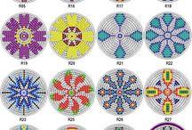 wzory koralikowe