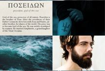 Poseidon's camp / For my bff Stella daughter of Poseidon