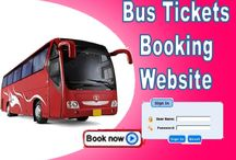 Online Bus Ticket Booking / Bus Ticket Booking offers