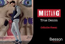 Collection MUSTANG - Homme AH15-16