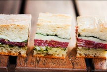 Sandwiches & Panini's / by Tara Vengels Delozier