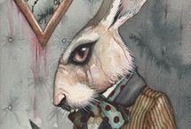 mad march hare alice in wonderland