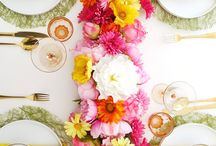 TABLESCAPE / Inspiration for a beautiful styled table for every occasion.