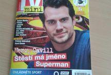 Časopis Tv mini srpen 2015 / Magazine Tv mini August 2015