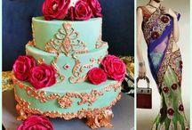 Fashion Inspired Cakes/Dress Cakes / dorty inspirované módou/dorty jako šaty