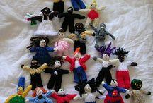 knitting patterns / knitting patterns for toys