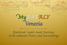 My EATALY Venezia & Treviso / Emotional tailor-made journeys to cultural Venice and surrounding areas, enjoying excellent food and superbe wine.