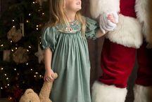 Рождественская съемка