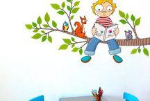 Maľovanie na stenu