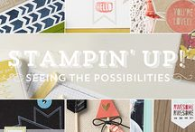 Photopolymer Stamp Sets by Stampin' Up!