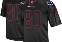 Andre Johnson Nike Jersey – Authentic Elite Texans #80 Blue White Jersey / The Houston Texans Andre Johnson jersey are available now for purchase at Official Shop! Shop the much-anticipated Blue and white Texans jerseys for Men's, Women's,Youth and Kids'. Shop authentic elite, replica game, or premier limited Houston Texans Andre Johnson jersey today to be ready for the 2012-2013 season! The new Andre Johnson team color and away jersey in stock now. Size S, M,L, 2X, 3X, 4X, 5X. / by Noe Ihnat