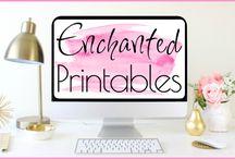 Enchanted Printables / EnchantedPrintables.com