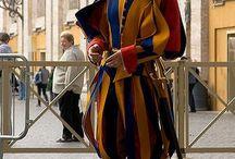 Vatican Swiss Guardia