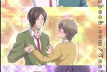 Kiss him not me anime