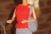 Vêtements de poupée Barbie