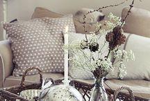 cestos decorados