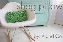 Craft Ideas: Pillows / by Melissa