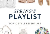 Fashion - Spring