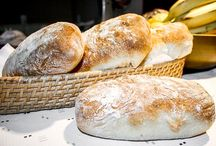 Healthy Spreads & Baking Bread Recipes / Healthy Spreads and making your own bread  :)