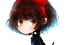 KiKi's delivery service ✌️ / Anima cartoon