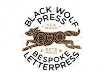 - Crimson Wolf logo