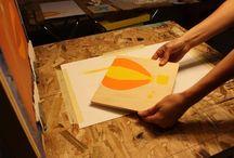 Crafts - Screen Printing