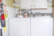 Laundry room / by Susan Splett