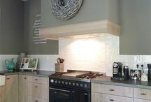 Keuken + ideeën