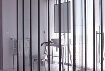 Salle de douche Parent