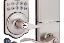 Toledo Lock / Electronic Lock with Jaen Lever