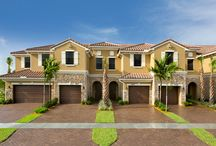 Wellington Parc / The only new Townhome community in Wellington, Florida / by Lennar Miami