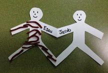 Ézsau és Jákob