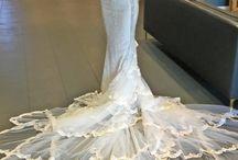 Vestidos De Noiva Em Camadas