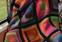 Noro blankets