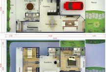 Casa mediana