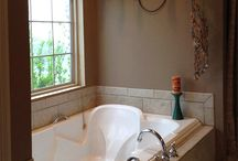 bathroom remodel / by Kimberly Smith