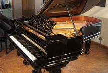 Rebuilt pianos / Pianos at Besbrode Pianos that have been rebuilt so condition is as new