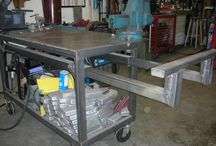 Weld table