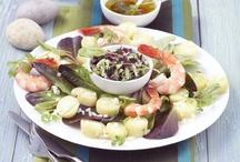 Nos recettes - Salades