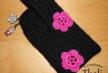 Créations tricot/crochet