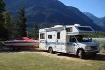 RV Travel & Camping / Some Great RV Travel & Camping Destinations Throughout North America and Mexico!