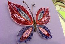 Quilling - Animals / by Lisa Eckland