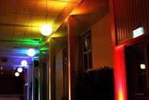 Licht, Feuer, Atmosphäre! / Bilder unserer Veranstaltungen - bunt, atmosphärisch und fesselnd
