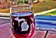 Beer and Wine and Liquor...Oh my! / The finest, most popular Michigan-made beer, wine and liquor.