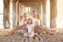 Family shoot at the beach
