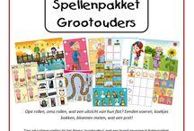 Kinderboekenweek 2016 / Opa en oma