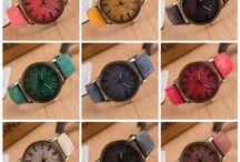 Relojes de Pulsera Tejanos / #Relojes #RelojesBaratos #Watch #Watches #CheapWatches