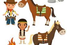 Thème cowboy
