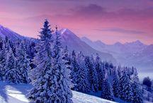 Tapety zimowe dla M